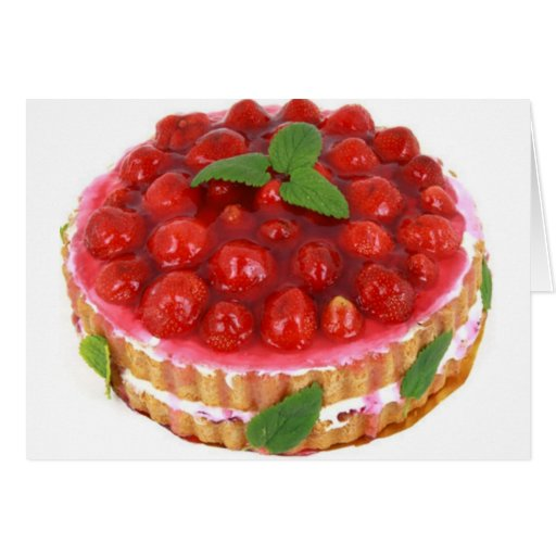 Strawberry Shortcake Greeting Cards