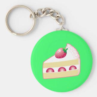 Strawberry Shortcake Keychain
