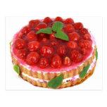 Strawberry Shortcake Post Card