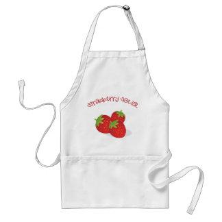 Strawberry Social Apron