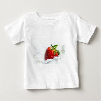 Strawberry Splash Baby T-Shirt