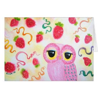 Strawberry Strawberry Greeting Card