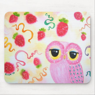 Strawberry Strawberry Mousepads