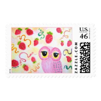 Strawberry Strawberry Stamp