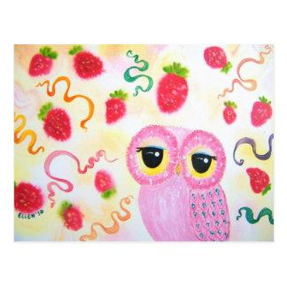 Strawberry Strawberry Postcards