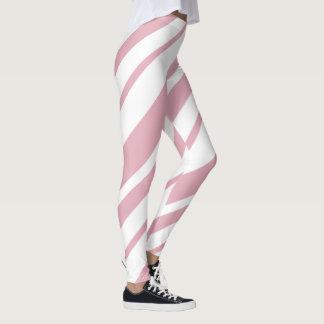 Strawberry Stripe Leggings