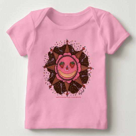 Strawberry Sun Days - Infant T-shirt (long sleeve)