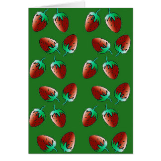 Strawberry Surprise Card