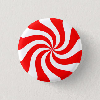 Strawberry Swirl Candy Button