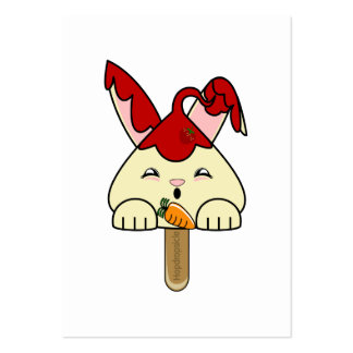 Strawberry Syrup Vanilla Hopdrop Pop Business Cards