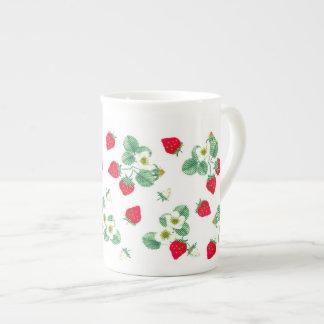 Strawberry Tea Cup