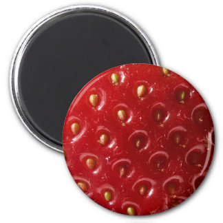 Strawberry Texture Magnet