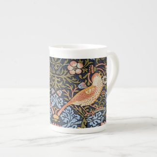 Strawberry Thief by William Morris Tea Cup