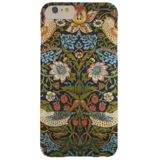 Strawberry Thieves by William Morris, Textiles Barely There iPhone 6 Plus Case