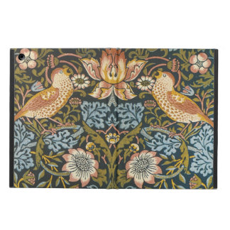 Strawberry Thieves by William Morris, Textiles iPad Air Cover