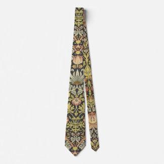 Strawberry Thieves by William Morris, Textiles Neck Tie