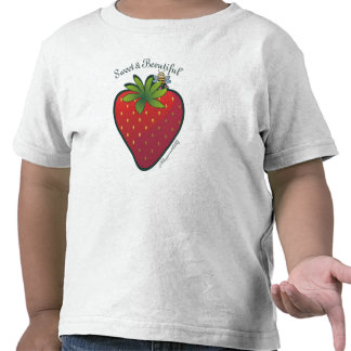 Strawberry Toddler s T-Shirt