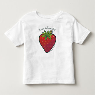 Strawberry Toddler's T-Shirt