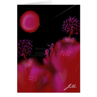 Strawberry Twinkles Card