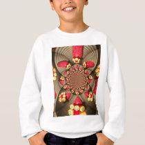 STRAWBERRY VINTAGE RED AND YELLOW.jpg Sweatshirt