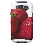 ¡Strawberrylicious! Galaxy SIII Coberturas