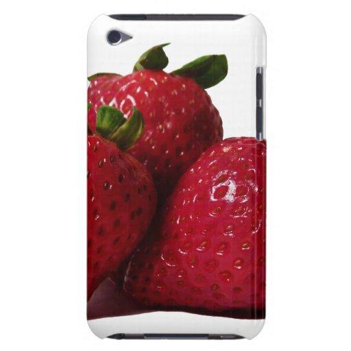 ¡Strawberrylicious! iPod Case-Mate Cárcasa
