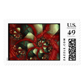 Strawberrys and Cream Postage