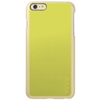 STRAWMAN YELLOW (solid hay color) ~ Incipio Feather® Shine iPhone 6 Plus Case