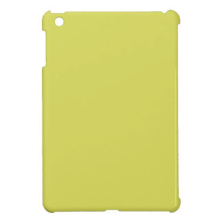 STRAWMAN YELLOW (solid hay color) ~ iPad Mini Cover