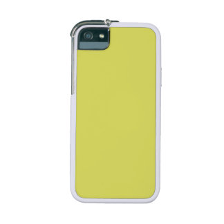 STRAWMAN YELLOW (solid hay color) ~ iPhone SE/5/5s Cover