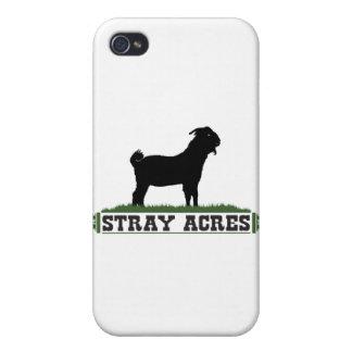 STRAY-ACRES iPhone 4/4S CASE