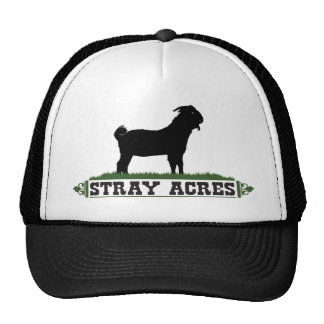 STRAY-ACRES TRUCKER HAT
