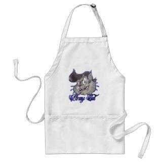 Stray Cat's Cool Kat Adult Apron