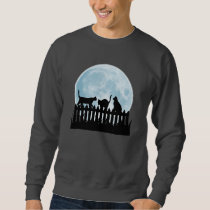Stray Cats Sweatshirt