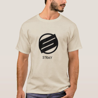 Stray Uprising - Sand Color - T-Shirt
