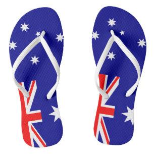 8e10213d3 Flag Australia Sandals   Flip Flops