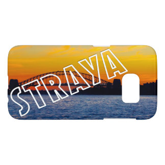 Straya Sydney Sunset Samsung Case