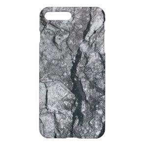 streaked ebony ivory marble stone iPhone 8 plus/7 plus case