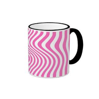 Streaked - Mug - Colour: Rose