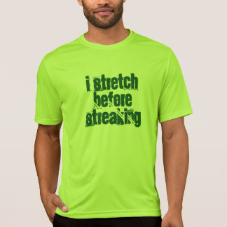Streaking T-shirt