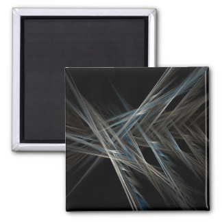 Streaks of Color 11 2 Inch Square Magnet