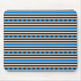 Streaky Wallpaper Mouse Pad