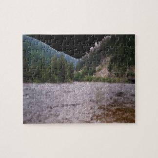 Stream Bridge Puzzle
