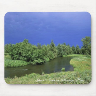 Stream in National Bison Range Mouse Pad