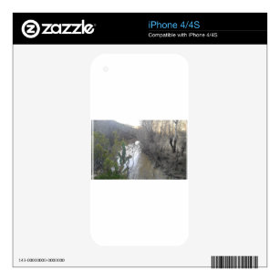 Stream iPhone 4 Decal