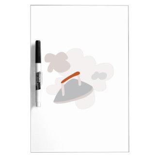 Stream Iron Dry-Erase Board