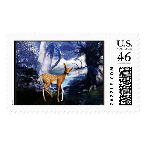 Stream of Life (Stamps)
