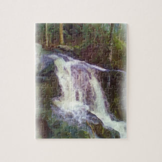 stream oil paint jigsaw puzzles