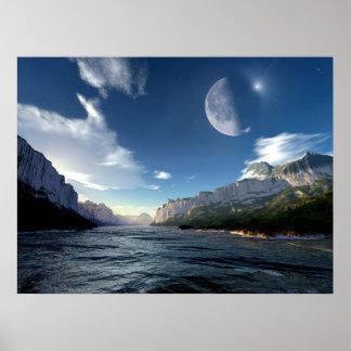 Stream or First Interstellar Poster