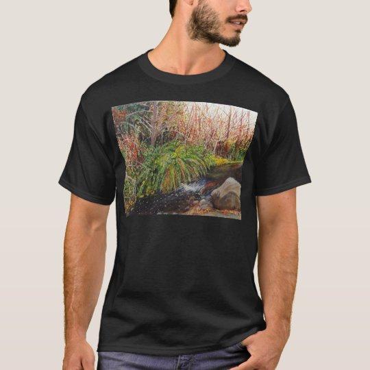 Stream Watercolor T-Shirt